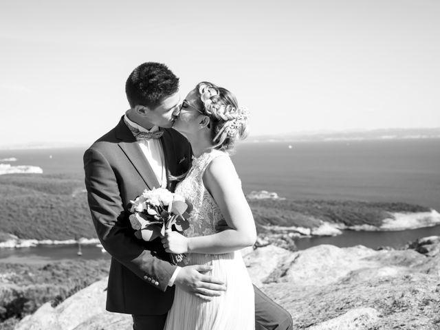 Le mariage de Adrien et Valentina à Bonifacio, Corse 41