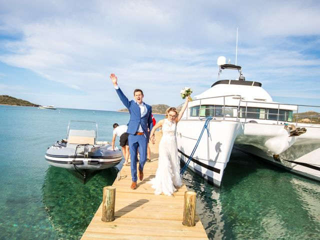 Le mariage de Adrien et Valentina à Bonifacio, Corse 42