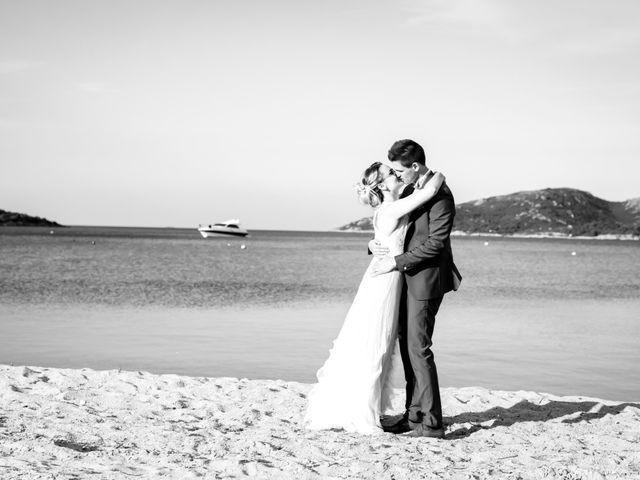 Le mariage de Adrien et Valentina à Bonifacio, Corse 46