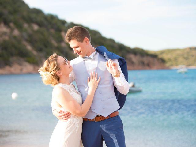 Le mariage de Adrien et Valentina à Bonifacio, Corse 48