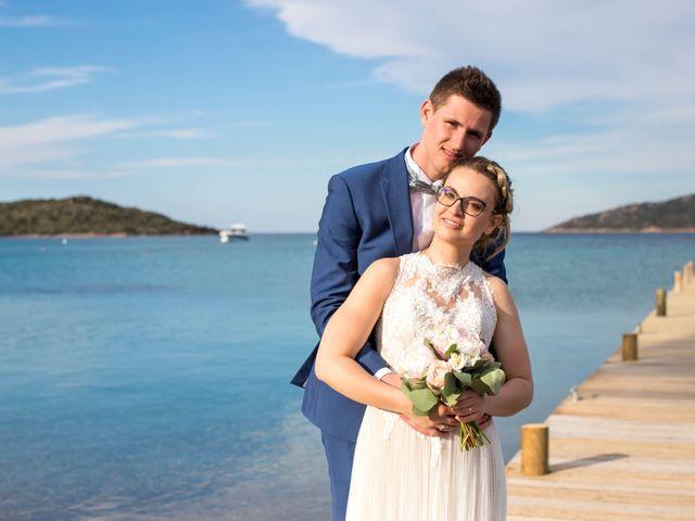 Le mariage de Adrien et Valentina à Bonifacio, Corse 49
