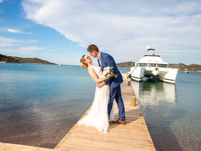 Le mariage de Adrien et Valentina à Bonifacio, Corse 51