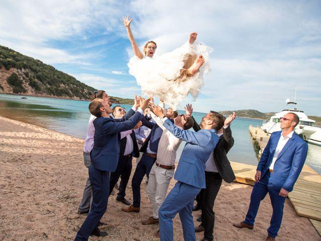 Le mariage de Adrien et Valentina à Bonifacio, Corse 70