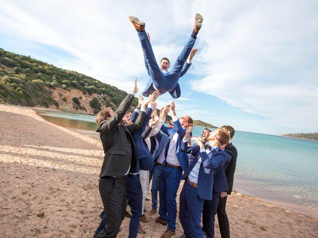 Le mariage de Adrien et Valentina à Bonifacio, Corse 71