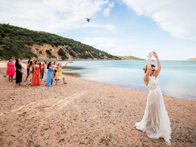 Le mariage de Adrien et Valentina à Bonifacio, Corse 72