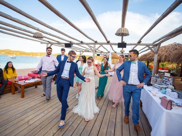 Le mariage de Adrien et Valentina à Bonifacio, Corse 76