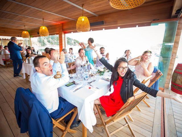 Le mariage de Adrien et Valentina à Bonifacio, Corse 77