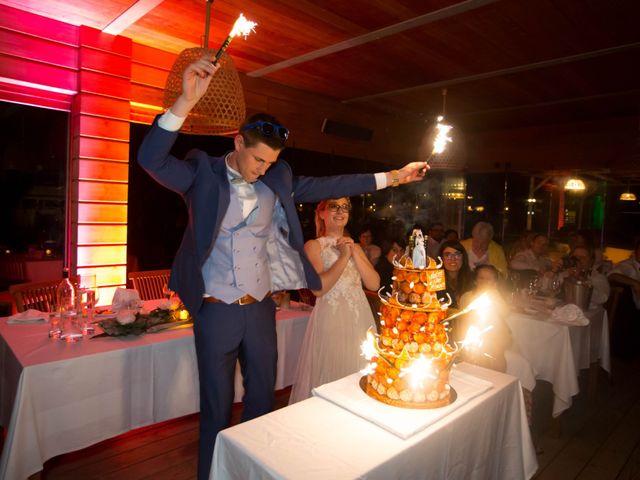 Le mariage de Adrien et Valentina à Bonifacio, Corse 81