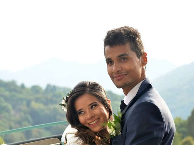 Le mariage de Daniel et Marion à Saint-Jean-de-Maurienne, Savoie 3
