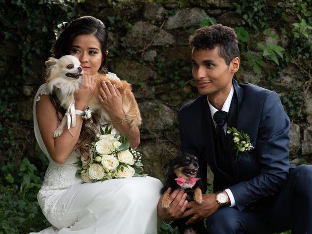 Le mariage de Daniel et Marion à Saint-Jean-de-Maurienne, Savoie 1