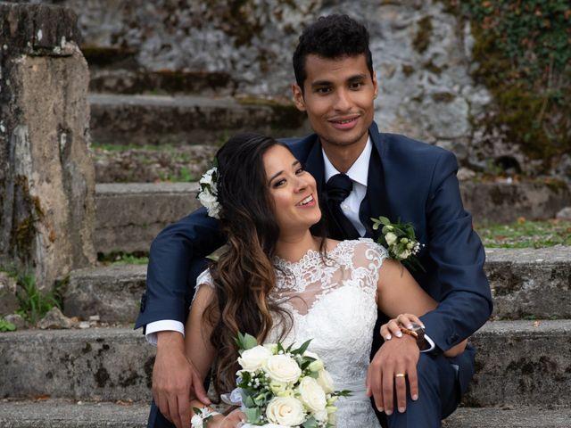 Le mariage de Daniel et Marion à Saint-Jean-de-Maurienne, Savoie 10