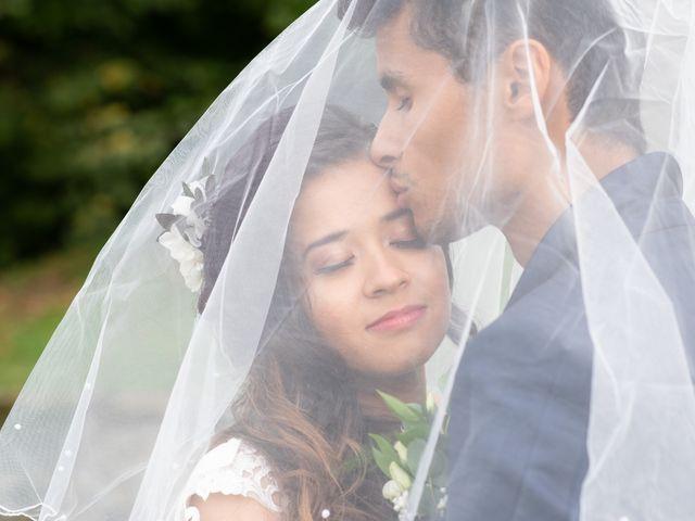 Le mariage de Daniel et Marion à Saint-Jean-de-Maurienne, Savoie 11