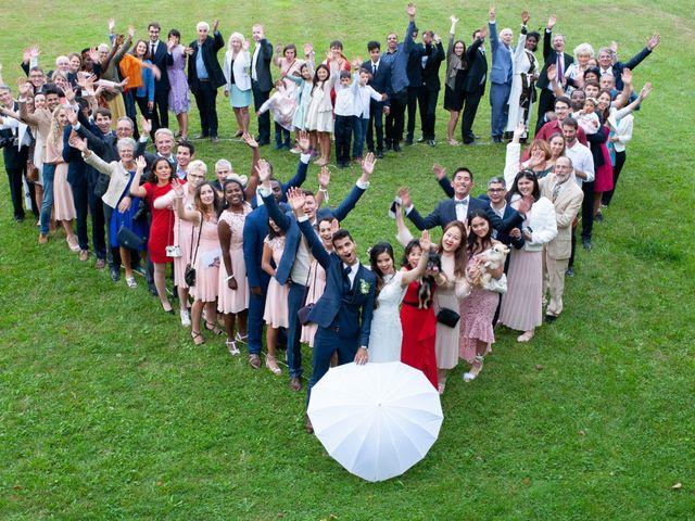 Le mariage de Daniel et Marion à Saint-Jean-de-Maurienne, Savoie 13