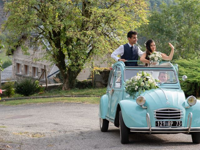 Le mariage de Daniel et Marion à Saint-Jean-de-Maurienne, Savoie 17