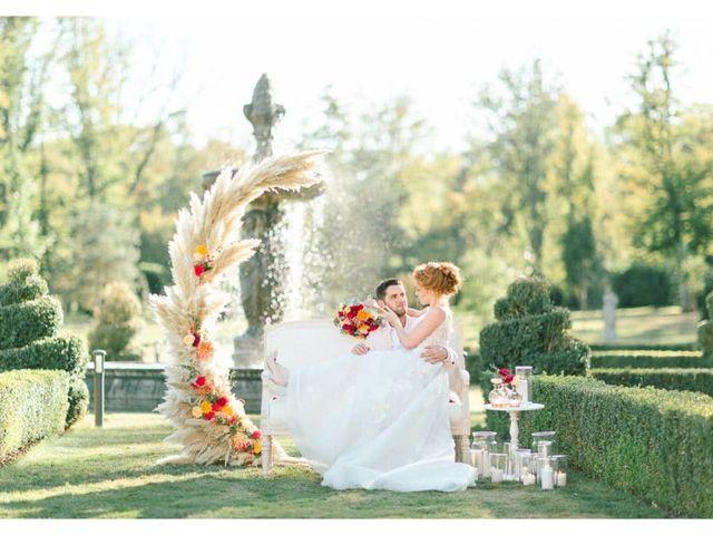 Le mariage de Claudie et Romain