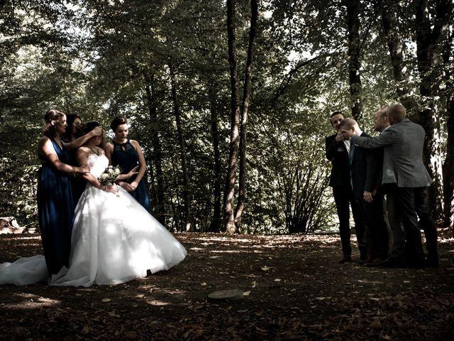 Le mariage de Nicolas et Marine à Cordon, Haute-Savoie 8