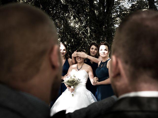 Le mariage de Nicolas et Marine à Cordon, Haute-Savoie 9