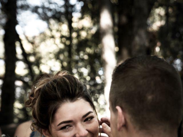 Le mariage de Nicolas et Marine à Cordon, Haute-Savoie 12
