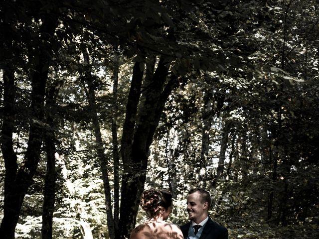Le mariage de Nicolas et Marine à Cordon, Haute-Savoie 14