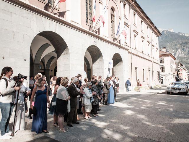 Le mariage de Nicolas et Marine à Cordon, Haute-Savoie 27
