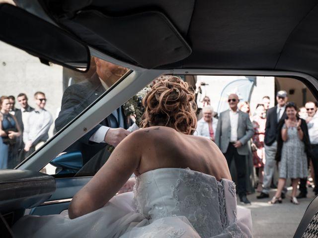 Le mariage de Nicolas et Marine à Cordon, Haute-Savoie 29