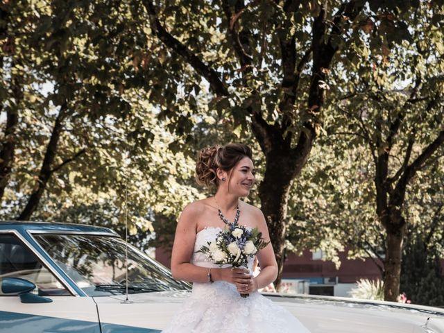 Le mariage de Nicolas et Marine à Cordon, Haute-Savoie 30