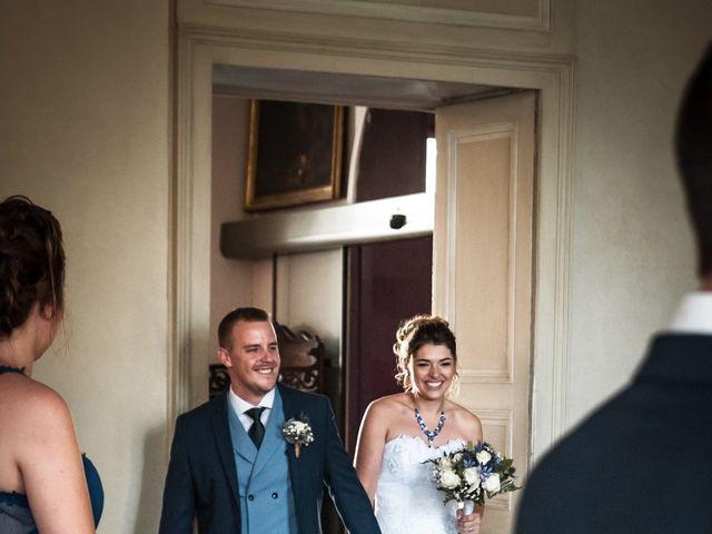 Le mariage de Nicolas et Marine à Cordon, Haute-Savoie 32