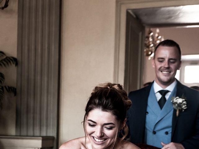 Le mariage de Nicolas et Marine à Cordon, Haute-Savoie 34
