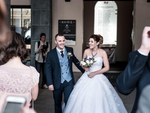 Le mariage de Nicolas et Marine à Cordon, Haute-Savoie 38