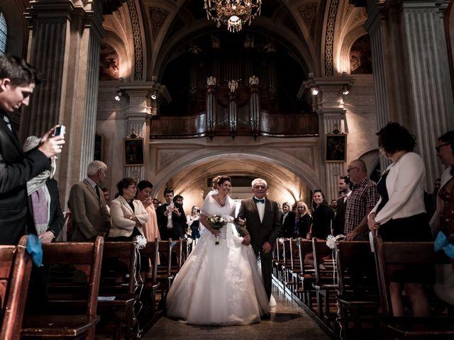 Le mariage de Nicolas et Marine à Cordon, Haute-Savoie 39