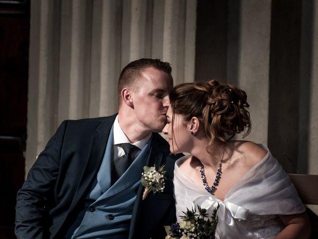 Le mariage de Nicolas et Marine à Cordon, Haute-Savoie 40