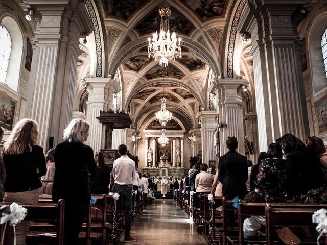 Le mariage de Nicolas et Marine à Cordon, Haute-Savoie 47