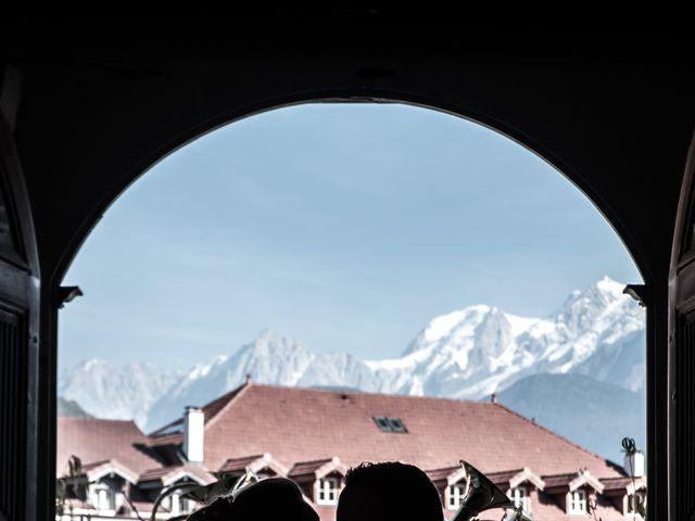 Le mariage de Nicolas et Marine à Cordon, Haute-Savoie 2