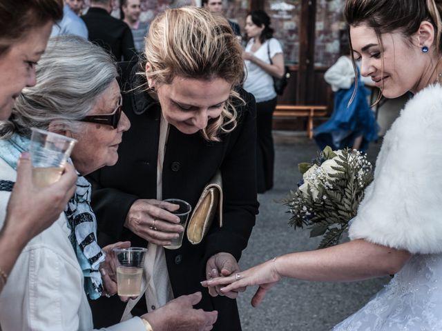 Le mariage de Nicolas et Marine à Cordon, Haute-Savoie 55