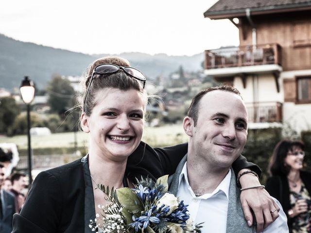 Le mariage de Nicolas et Marine à Cordon, Haute-Savoie 56