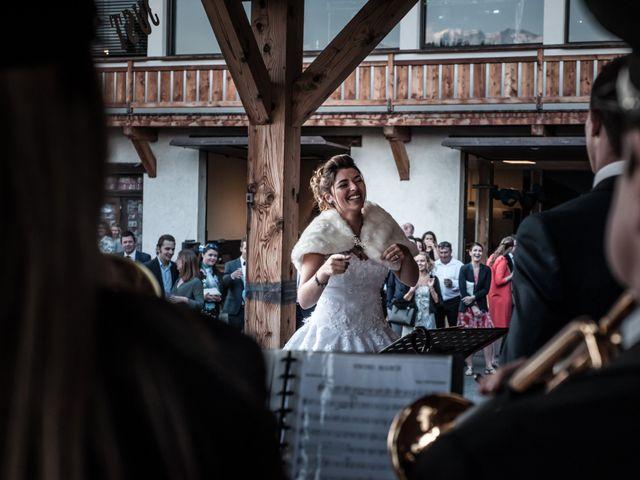 Le mariage de Nicolas et Marine à Cordon, Haute-Savoie 58