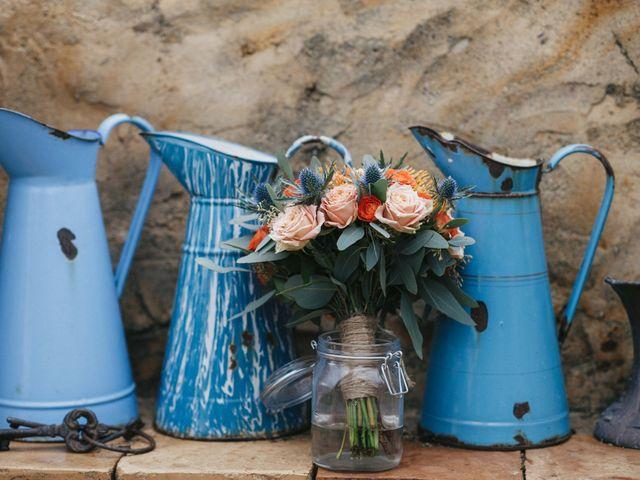 Le mariage de Alexandre et Magali à Rochefort-du-Gard, Gard 1