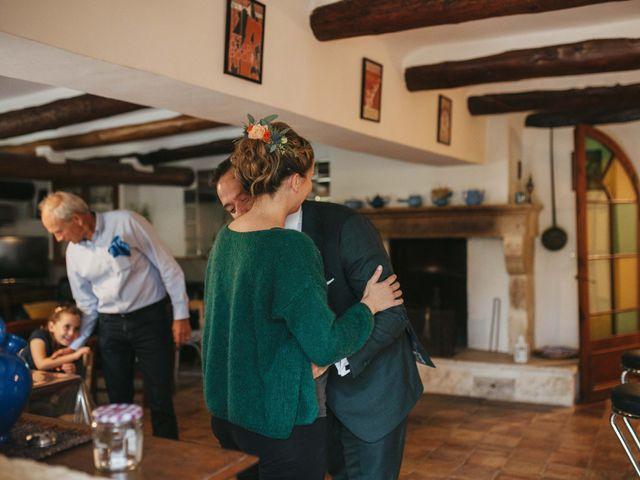 Le mariage de Alexandre et Magali à Rochefort-du-Gard, Gard 27