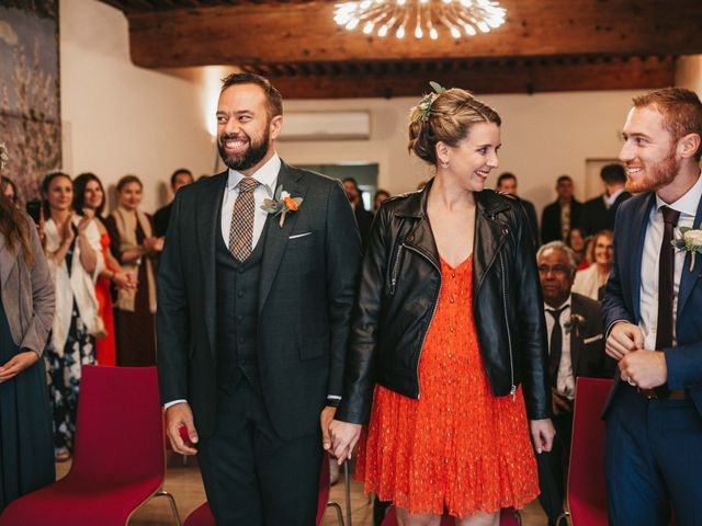 Le mariage de Alexandre et Magali à Rochefort-du-Gard, Gard 34