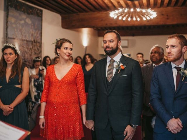 Le mariage de Alexandre et Magali à Rochefort-du-Gard, Gard 37