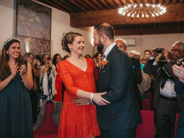 Le mariage de Alexandre et Magali à Rochefort-du-Gard, Gard 38