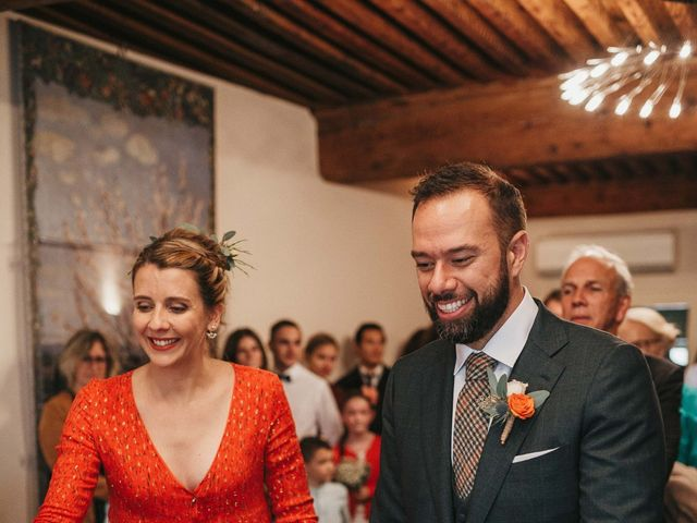 Le mariage de Alexandre et Magali à Rochefort-du-Gard, Gard 46