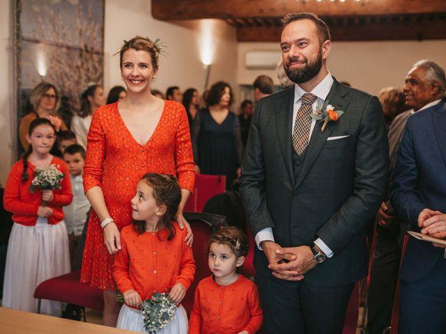 Le mariage de Alexandre et Magali à Rochefort-du-Gard, Gard 48