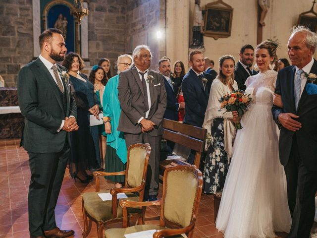 Le mariage de Alexandre et Magali à Rochefort-du-Gard, Gard 74