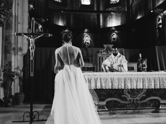 Le mariage de Alexandre et Magali à Rochefort-du-Gard, Gard 97