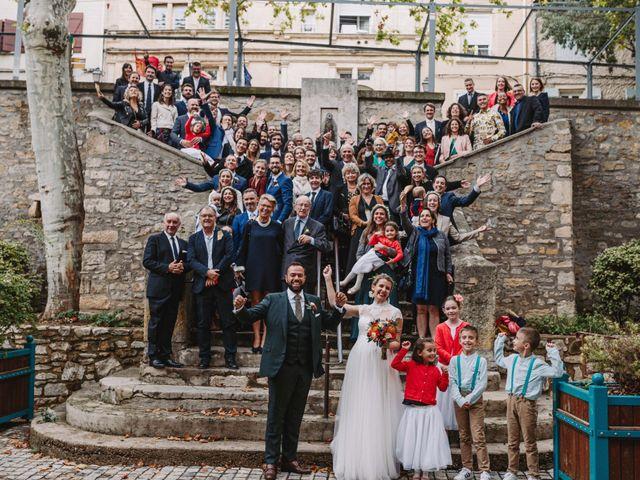 Le mariage de Alexandre et Magali à Rochefort-du-Gard, Gard 107