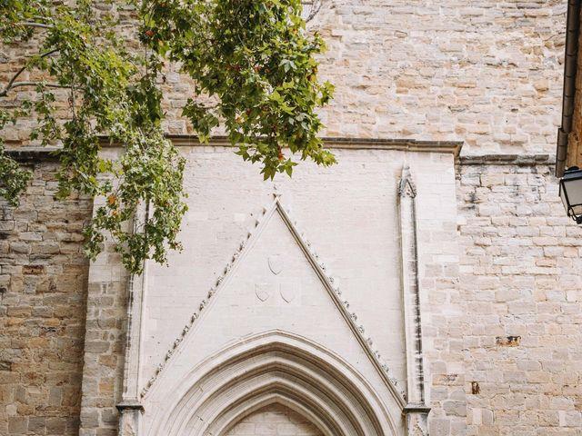 Le mariage de Alexandre et Magali à Rochefort-du-Gard, Gard 108