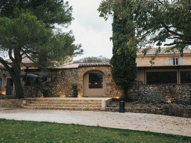 Le mariage de Alexandre et Magali à Rochefort-du-Gard, Gard 109