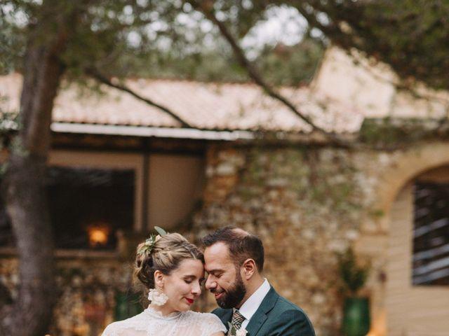 Le mariage de Alexandre et Magali à Rochefort-du-Gard, Gard 113