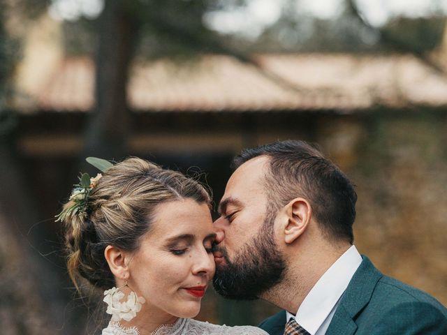 Le mariage de Alexandre et Magali à Rochefort-du-Gard, Gard 114